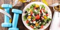 Hanteln Und Salat - Was Bei Fettleber Hilft
