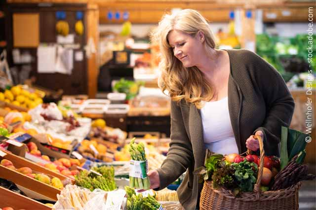 Gesund Einkaufen Mit Plan