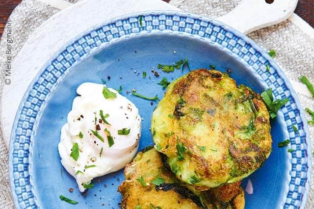 Kartoffel-Gemüsepuffer